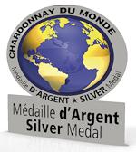 chardonnay du monde argent